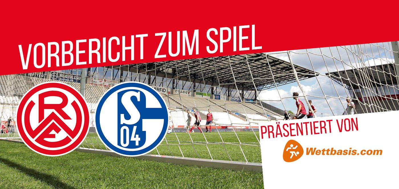 Die Ausbildungsarbeit in der Reservemannschaft des FC Schalke 04 funktioniert nachweislich. (Foto: Endberg/RWE)