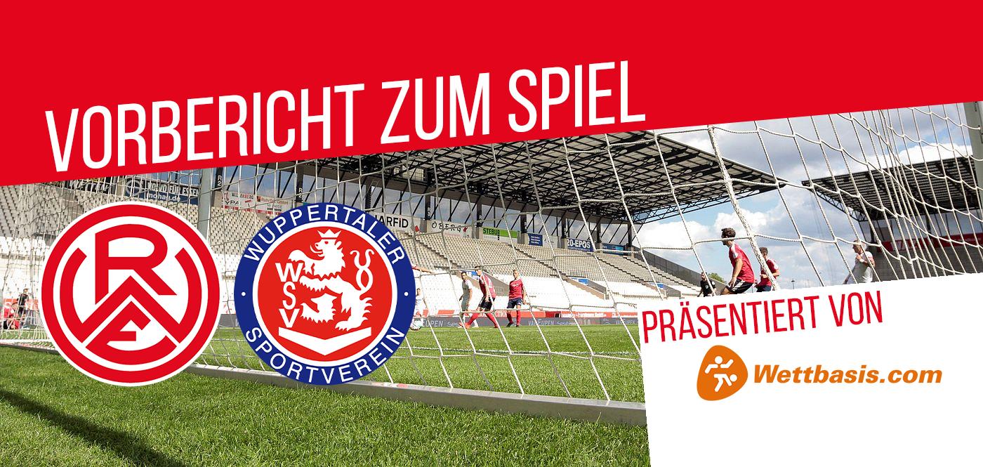 Der Vorbericht zum Spiel Rot-Weiss Essen gegen den WSV wird präsentiert von wettbasis.com.