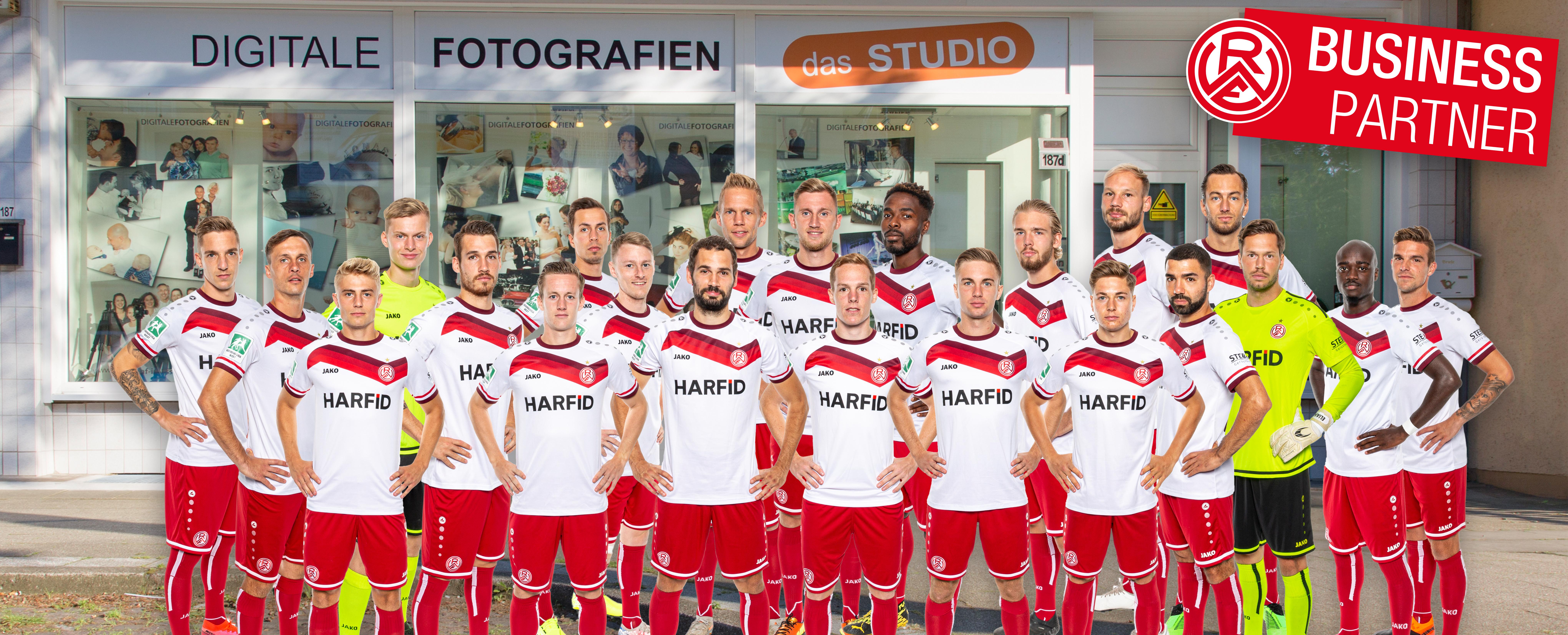Experte in Fotos: Digitale Fotografien lichtet Jahr für Jahr die Mannschaft ab. (Foto/Grafik: Digitale Fotografien)