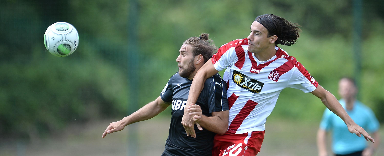 Am morgigen Samstag trägt Rot-Weiss Essen ein Testspiel gegen den FC Brünninghausen aus. (Foto: Tillmann)