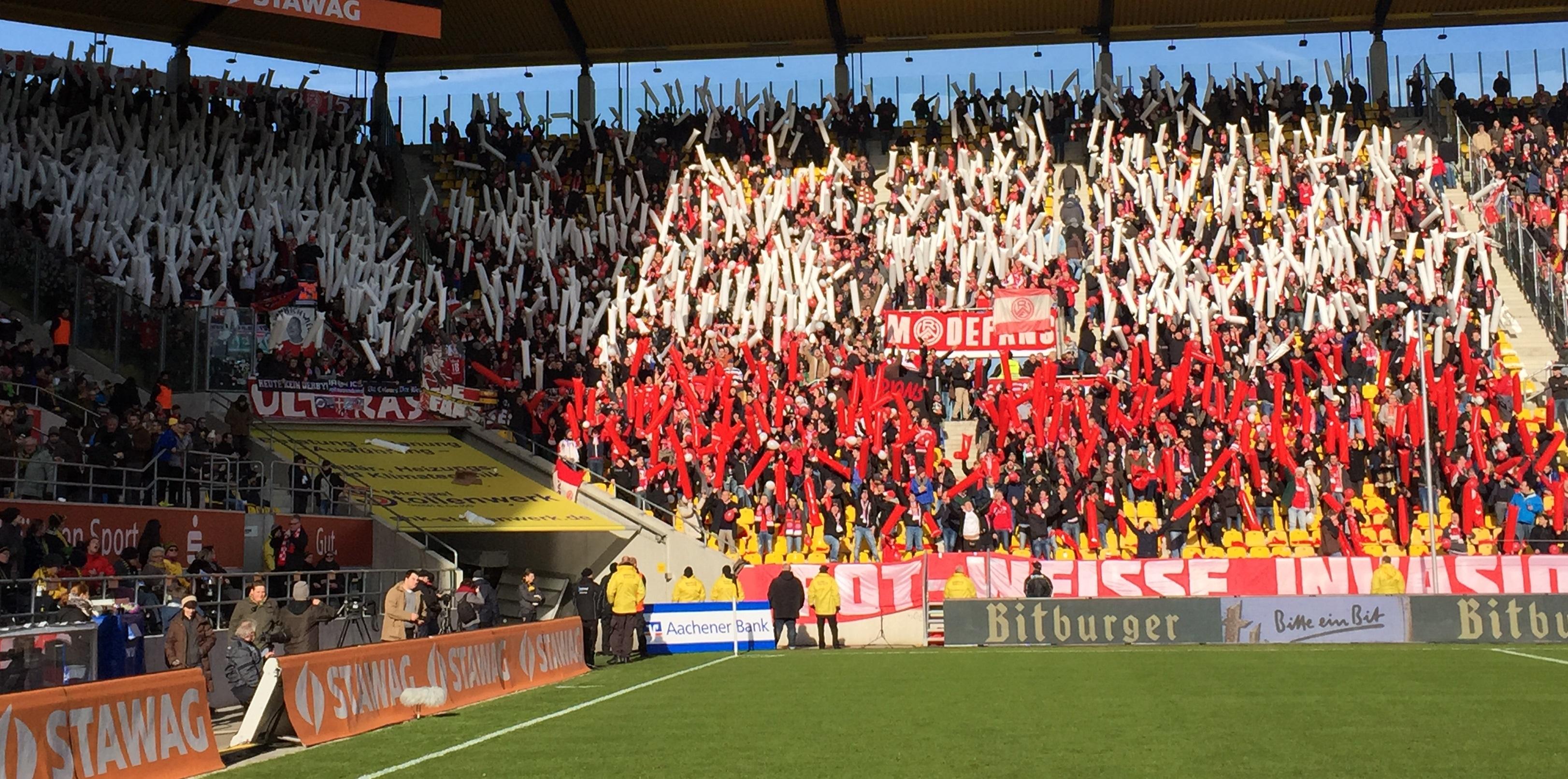 Am kommenden Samstag reist Rot-Weiss Essen zum Auswärtsspiel nach Aachen.