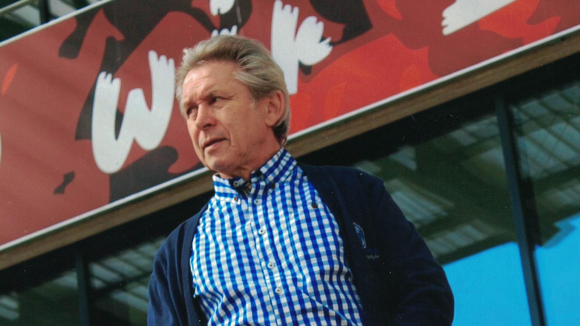 Dieter Bast – Gratulation zum 70. Geburtstag! – Rot-Weiss Essen