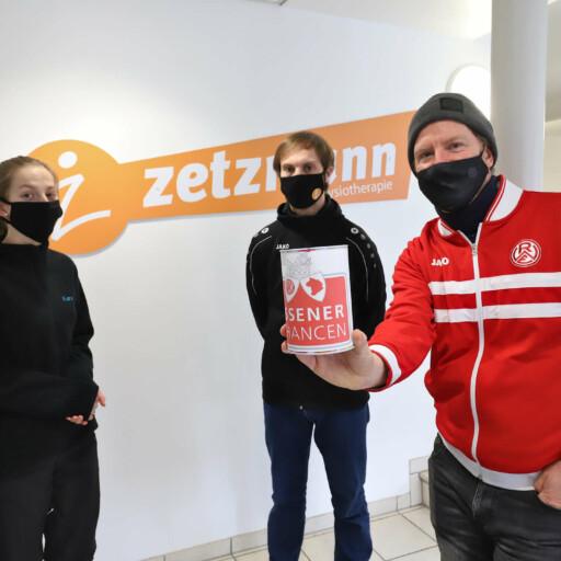 Zetzmann unterstützt rot-weisse Bildungsarbeit