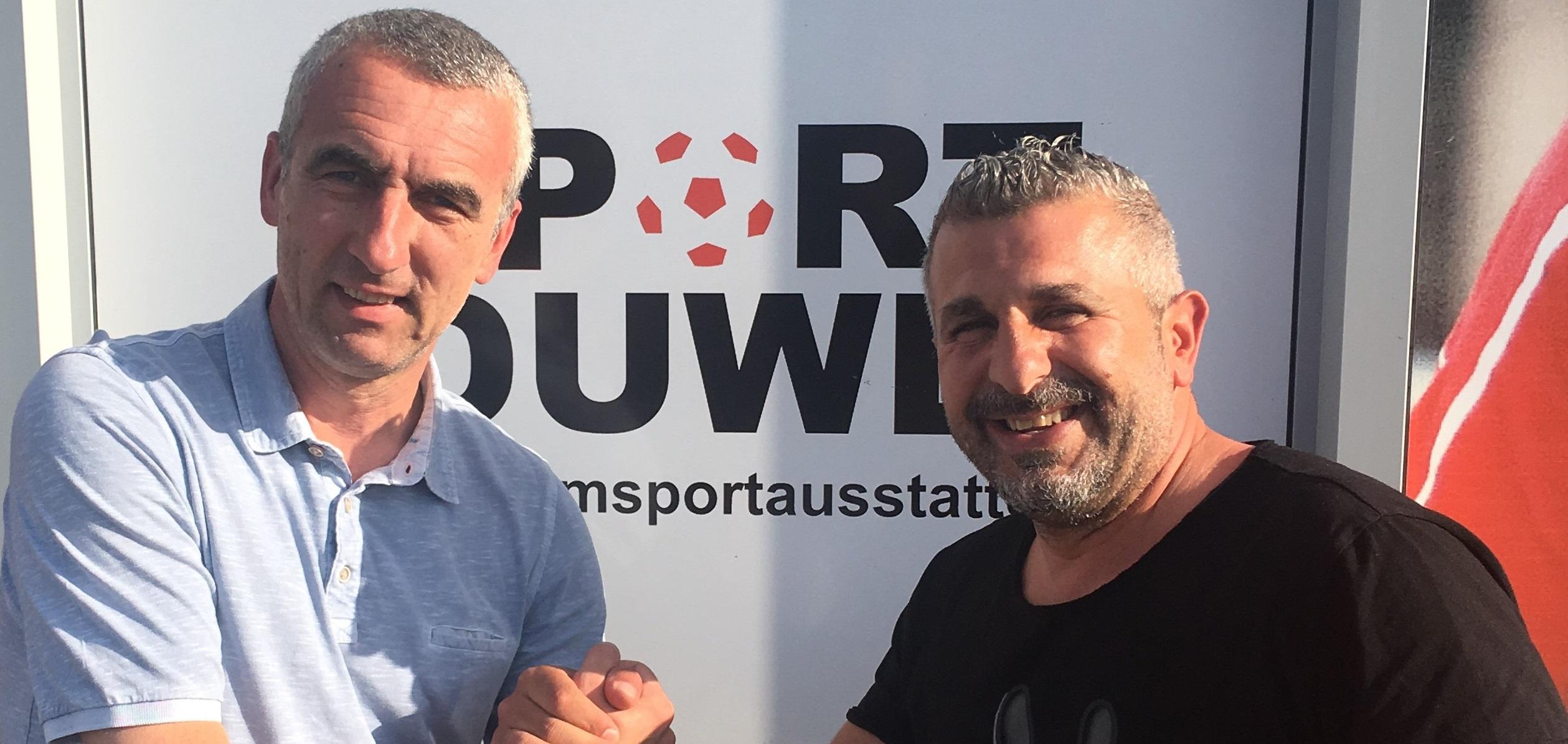 Sport Duwe bleibt Partner von Rot-Weiss Essen.