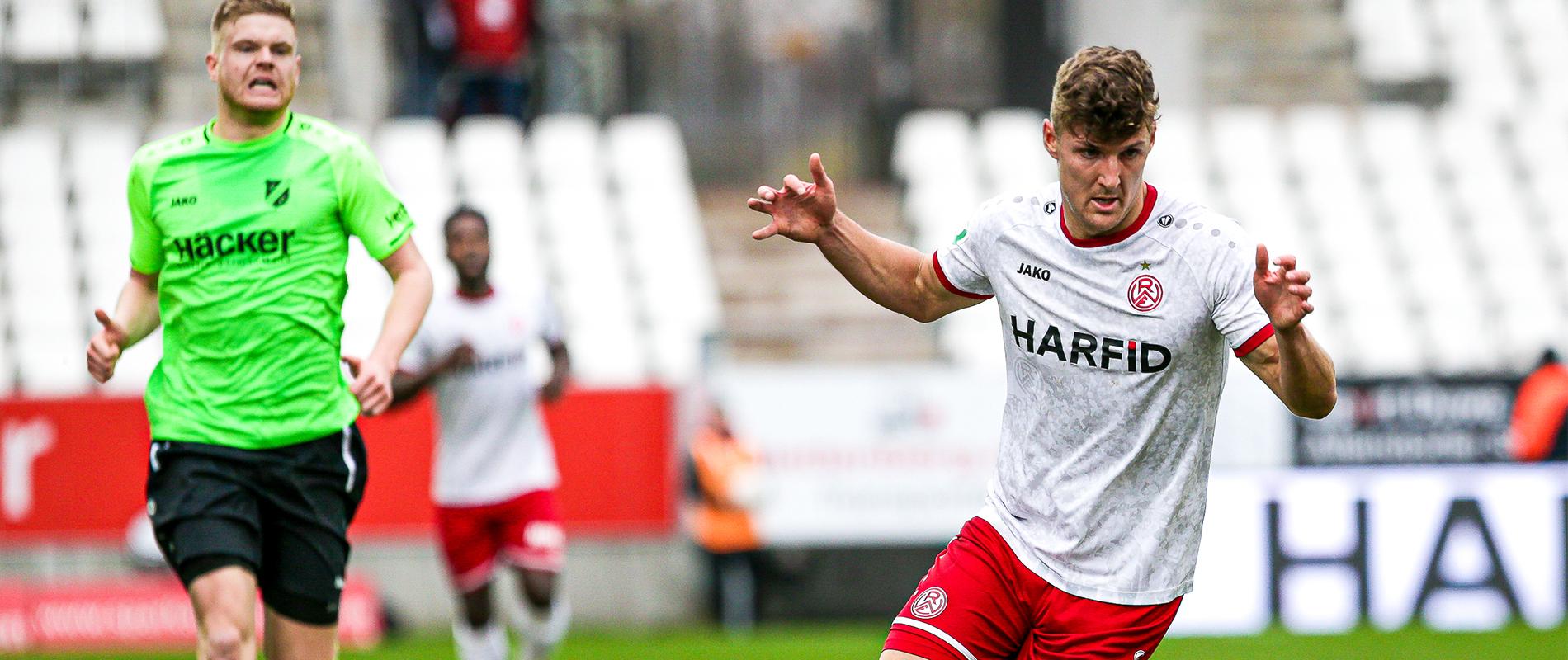 Enzo Wirtz wechselt zum SV Rödinghausen. (Foto: Endberg)
