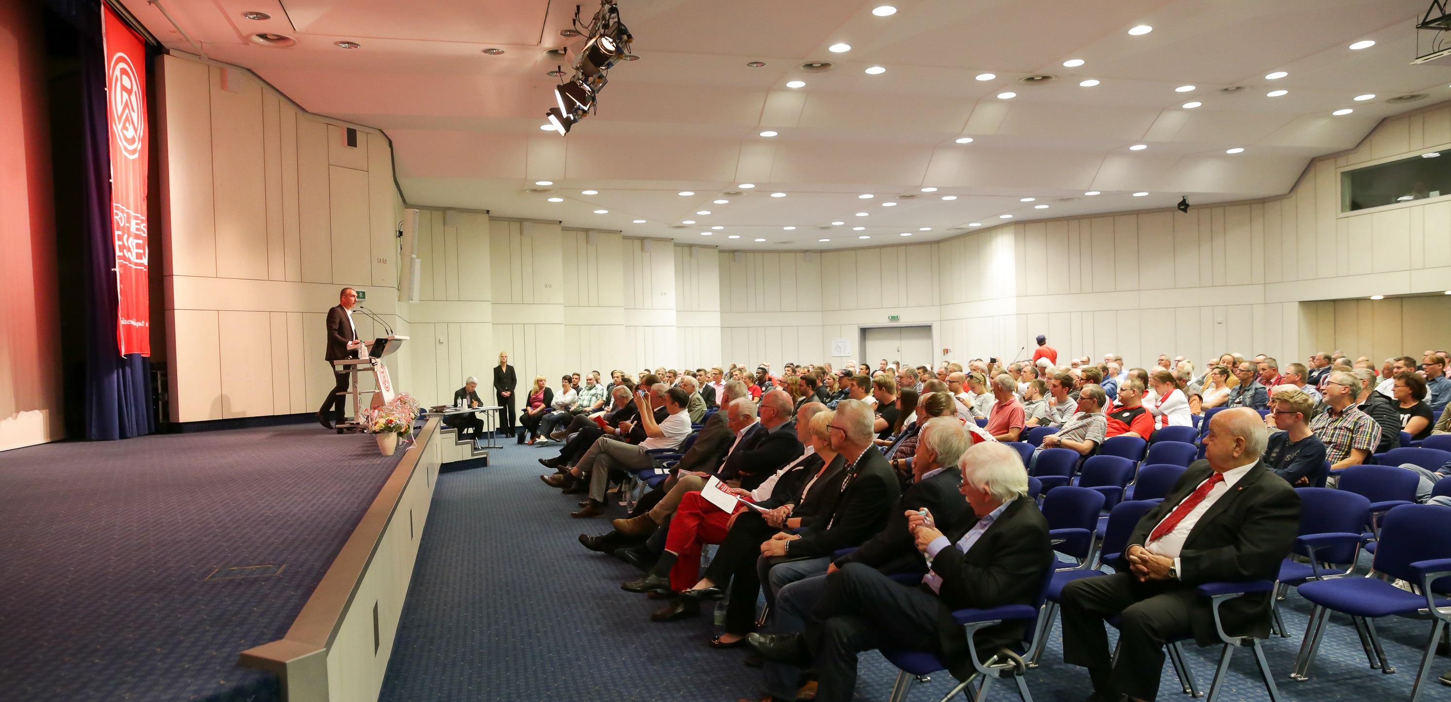 Am 30. Juni treffen sich die RWE-Mitglieder zur Jahreshauptversammlung. (Foto: Endberg)