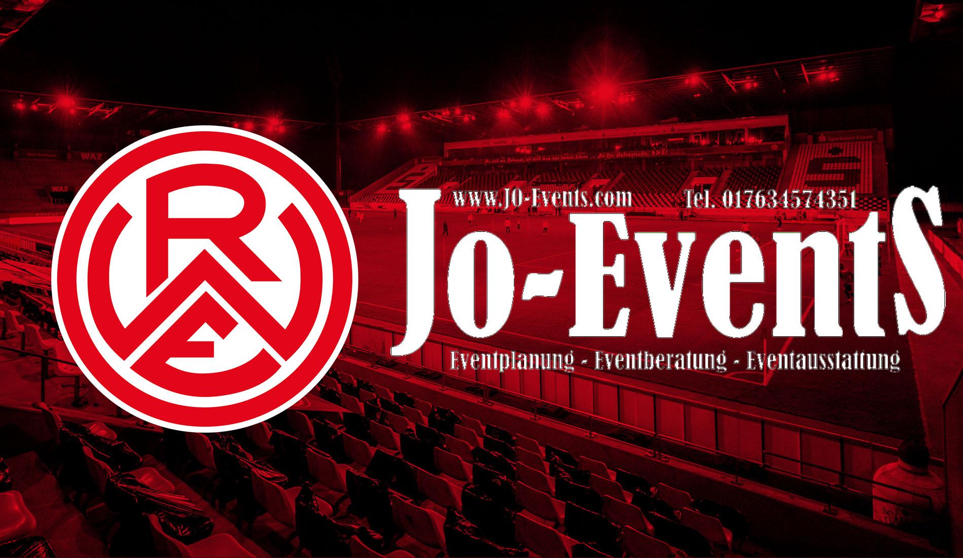 Partnerschaftlich verbunden: RWE und JO-Events. (Foto: Endberg / RWE)