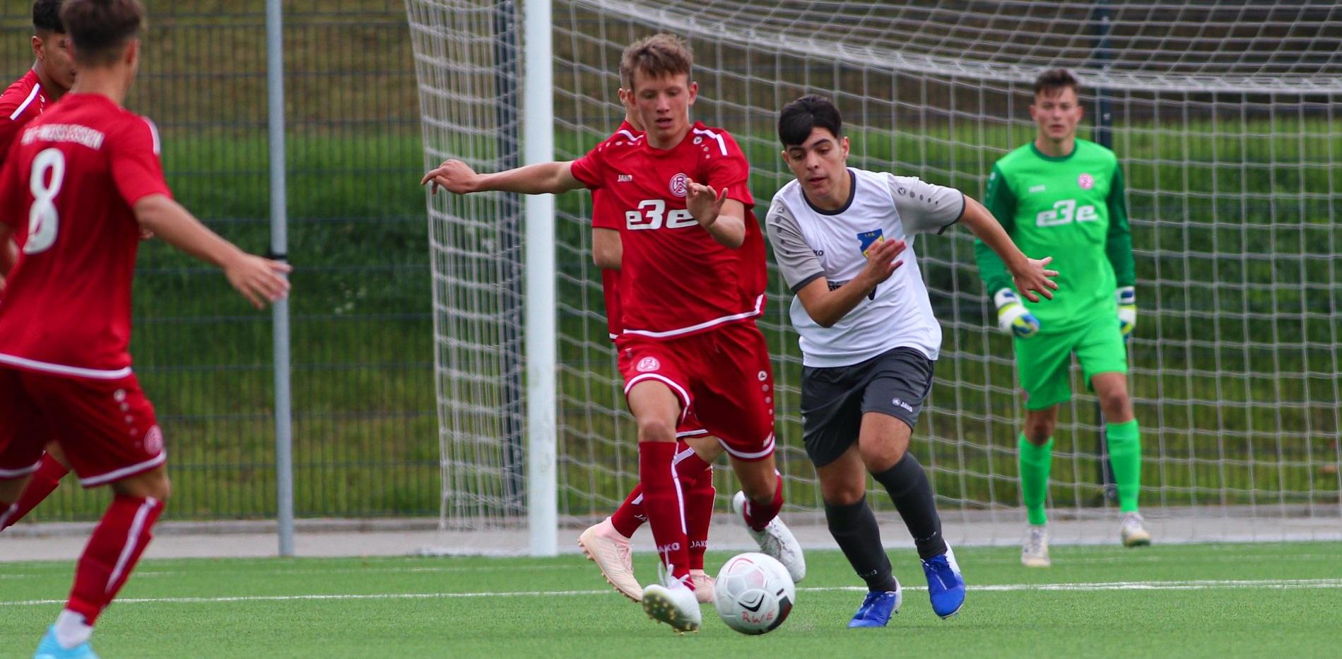 Rot-Weiss Essen trifft auf den SC Croatia Mühlheim. (Foto: Breilmannswiese)