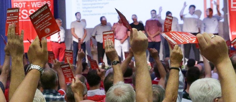 Rot-Weiss Essen passt zum 01. Januar die Mitgliedsbeiträge an. (Foto: Endberg)