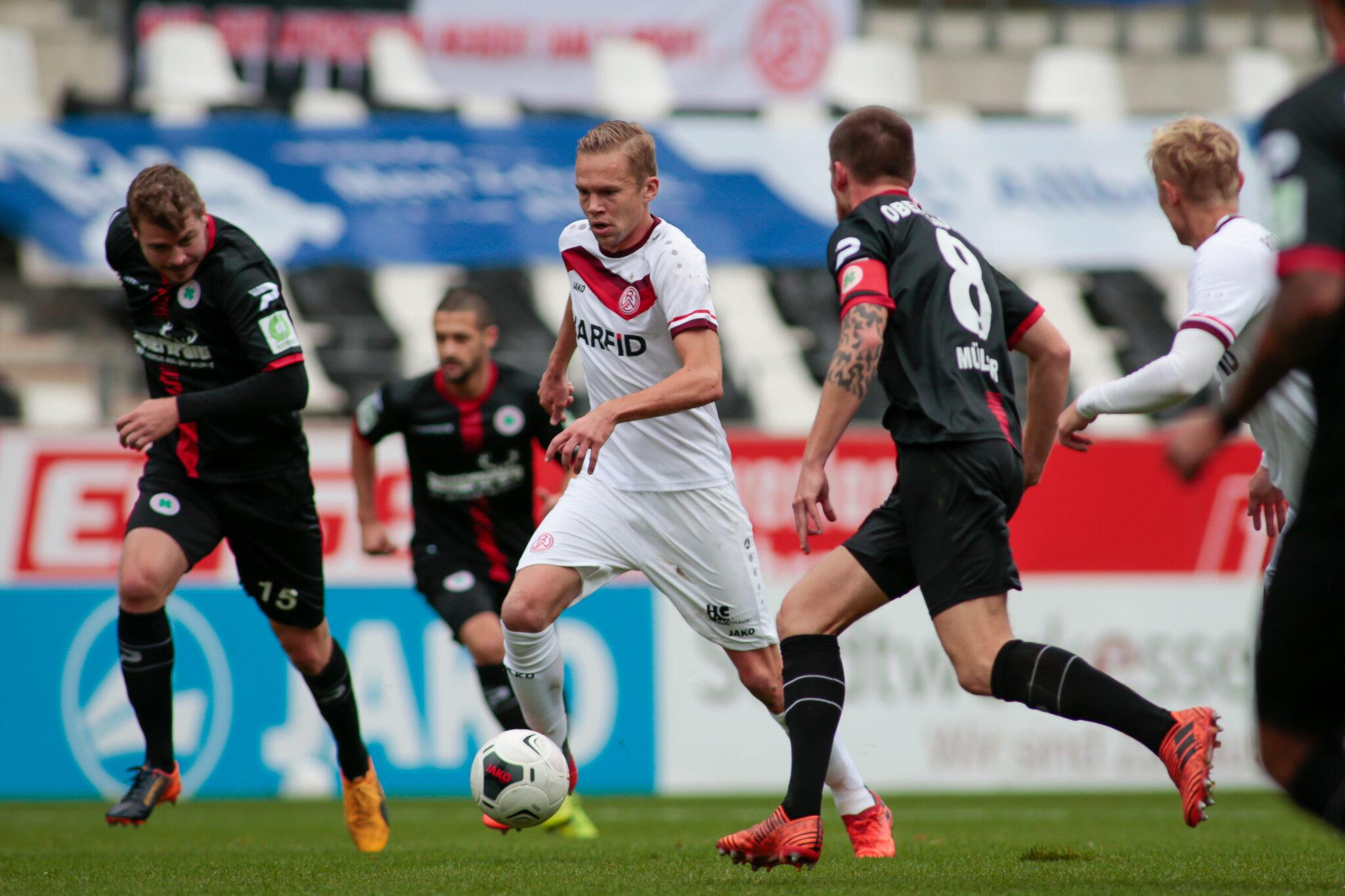 Regionalliga West: Spieltage 10 bis 18 terminiert – Rot-Weiss Essen