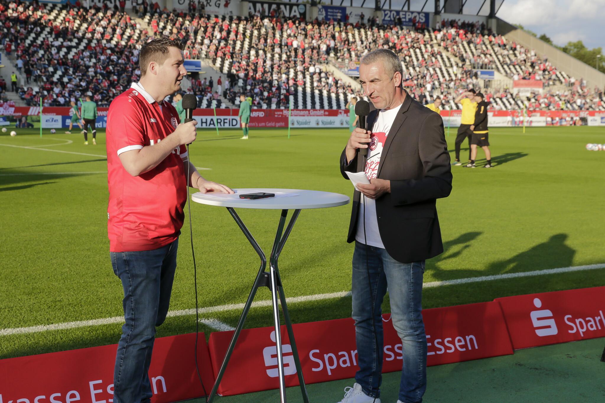 Schalke-Spiel im Livestream – Rot-Weiss Essen
