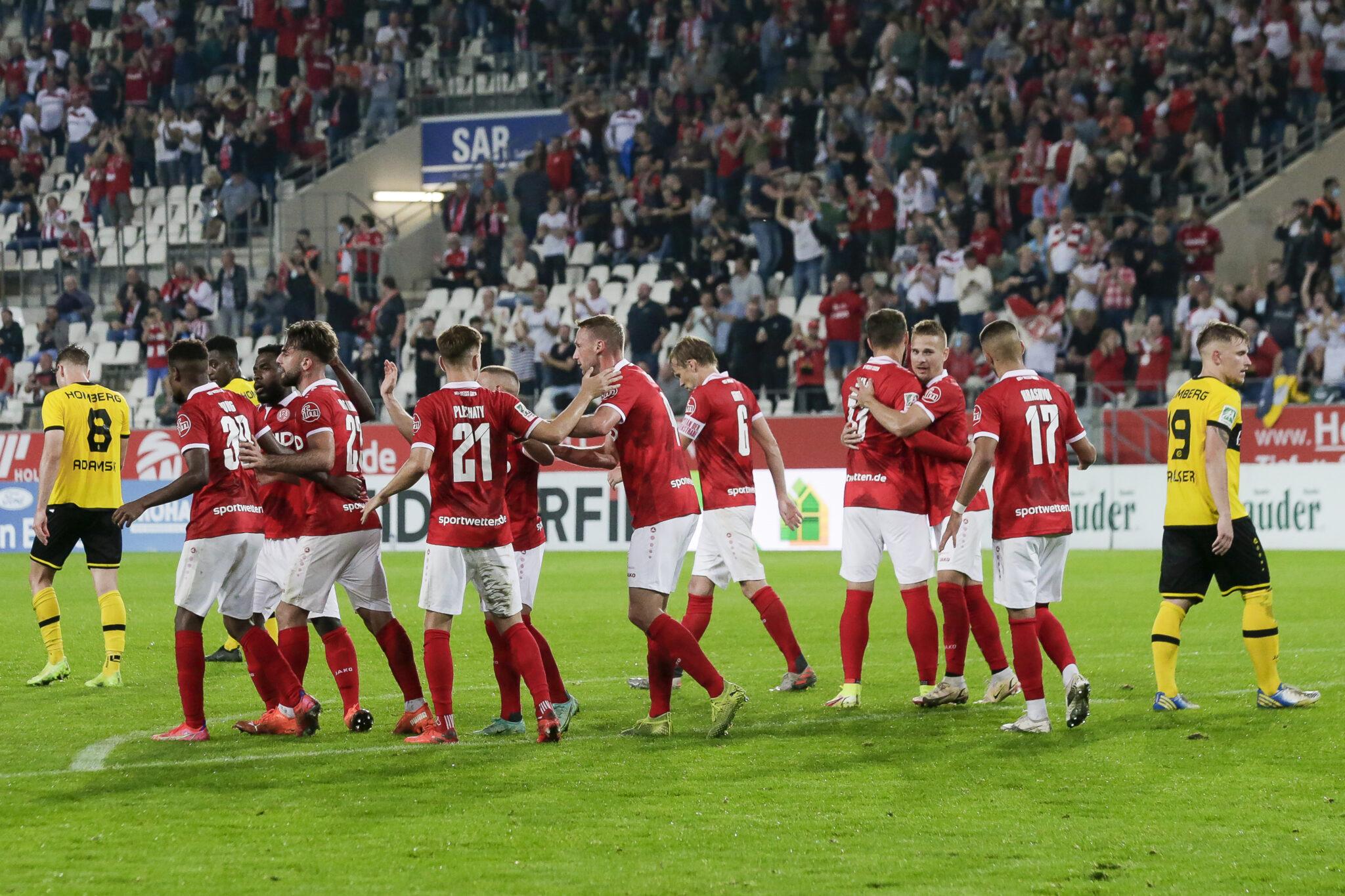 Ab sofort 12.500 Zuschauer bei Heimspielen erlaubt – Rot-Weiss Essen