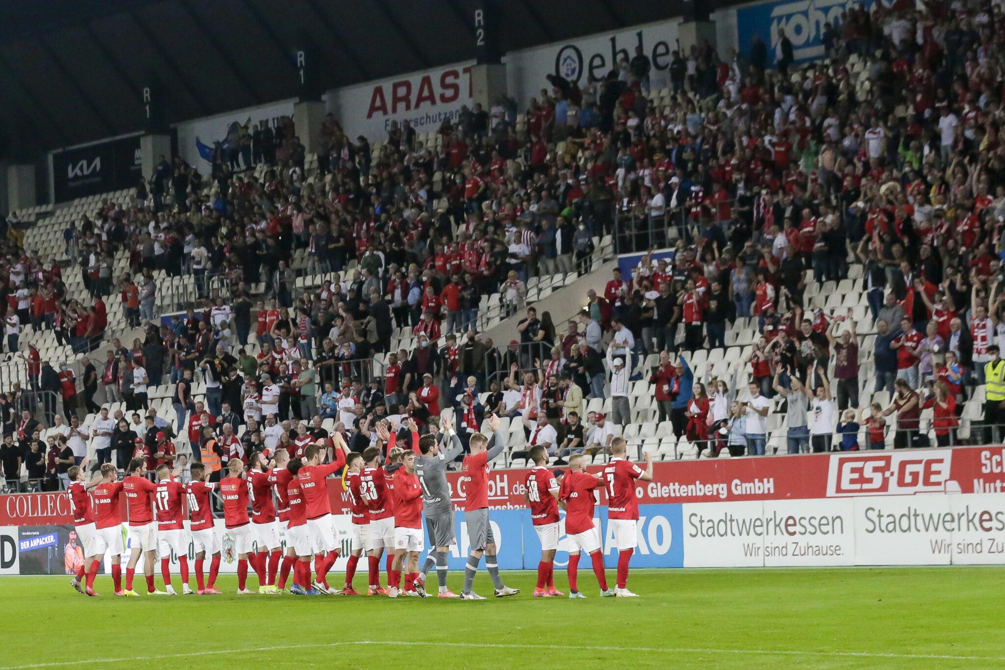 Fan-Hinweise zum Schalke-04-Duell – Rot-Weiss Essen
