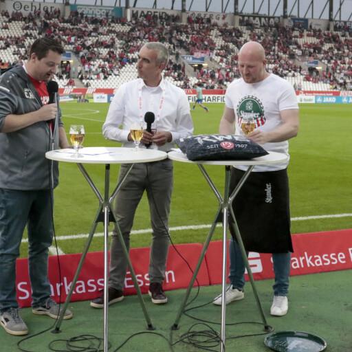 RWE-Livestream geht weiter auf Sendung