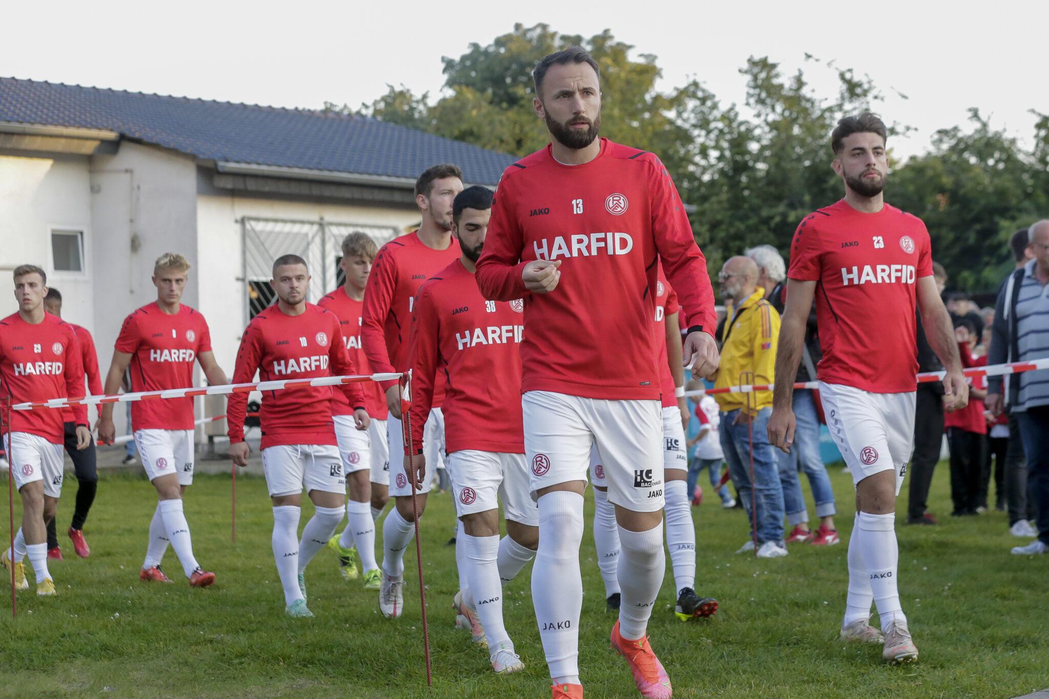 Niederrheinpokal: Zweitrunden-Gegner heißt Sportfreunde Neuwerk – Rot-Weiss Essen