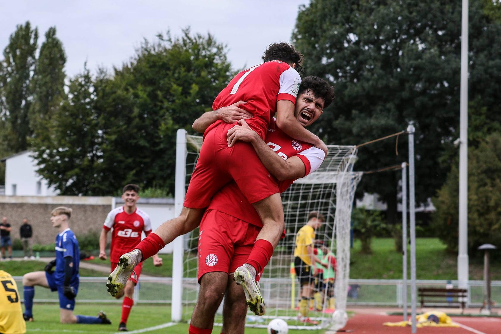 Seumannstraße: Leistungsgerechtes Unentschieden und umkämpfter Sieg – Rot-Weiss Essen
