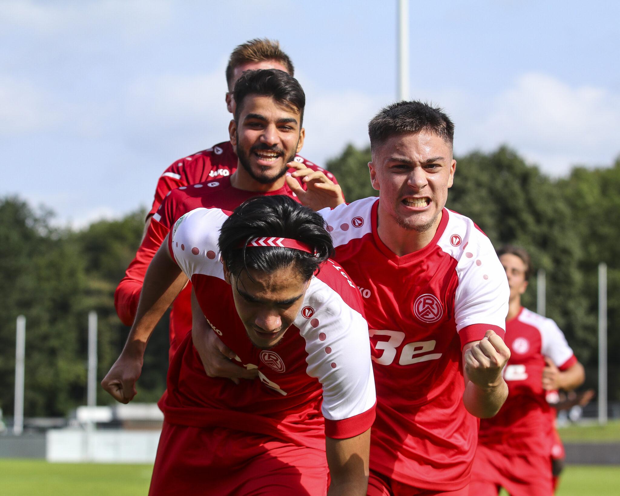 Seumannstraße: U19 startet mit Sieg – Rot-Weiss Essen