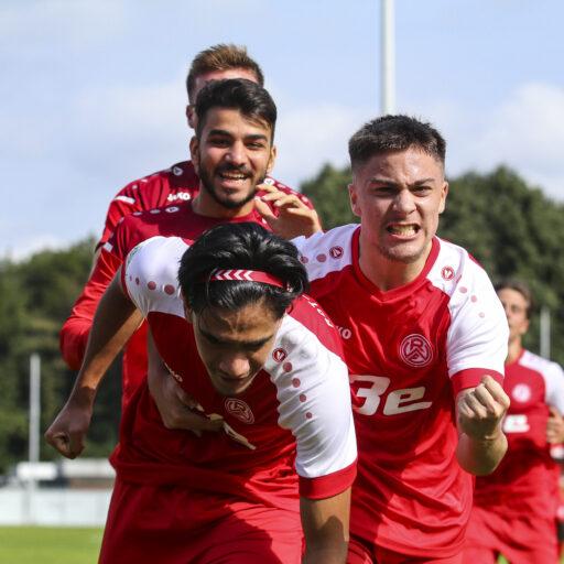 Seumannstraße: U19 startet mit Sieg