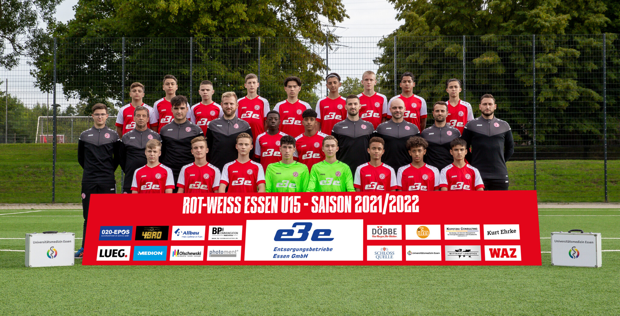 U15 – Rot-Weiss Essen