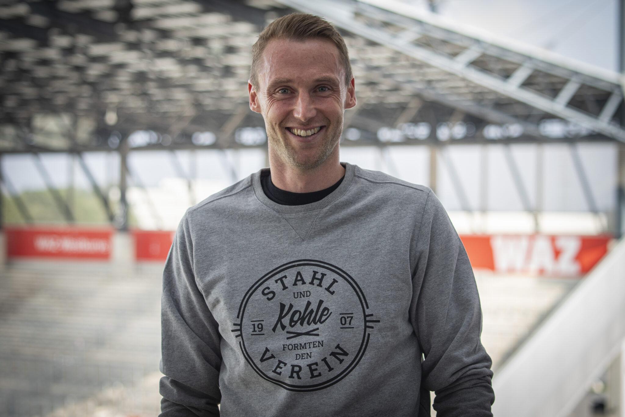 Felix Bastians wird Rot-Weisser – Rot-Weiss Essen