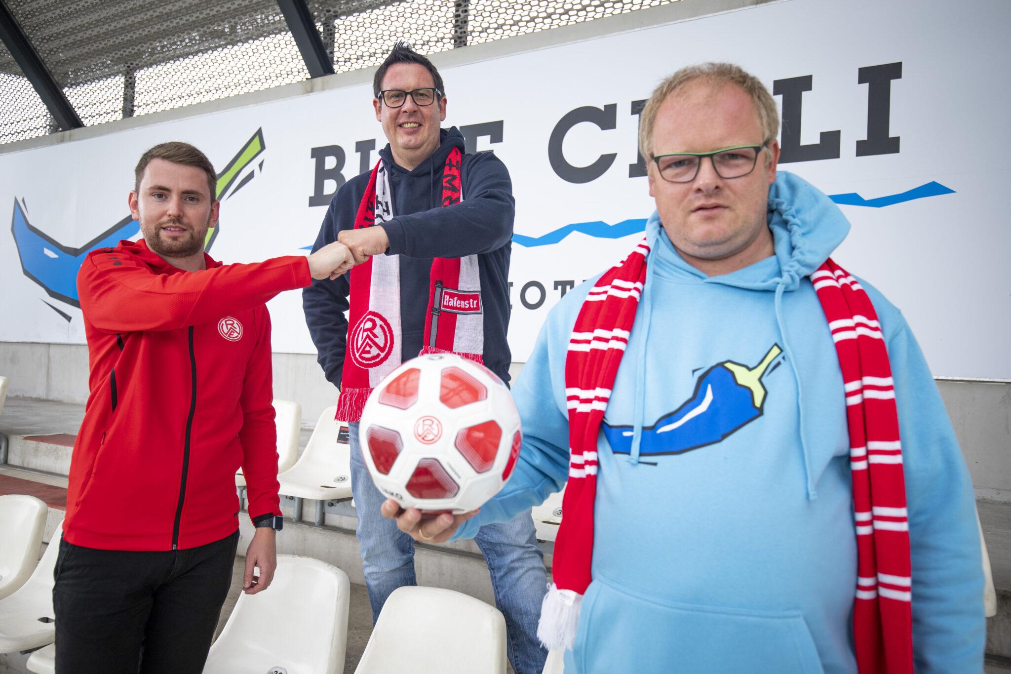 Blue Chili GmbH: Auf Anhieb Top-Partner – Rot-Weiss Essen