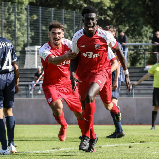 U19-Trio für DFB-Sichtungslehrgang nominiert