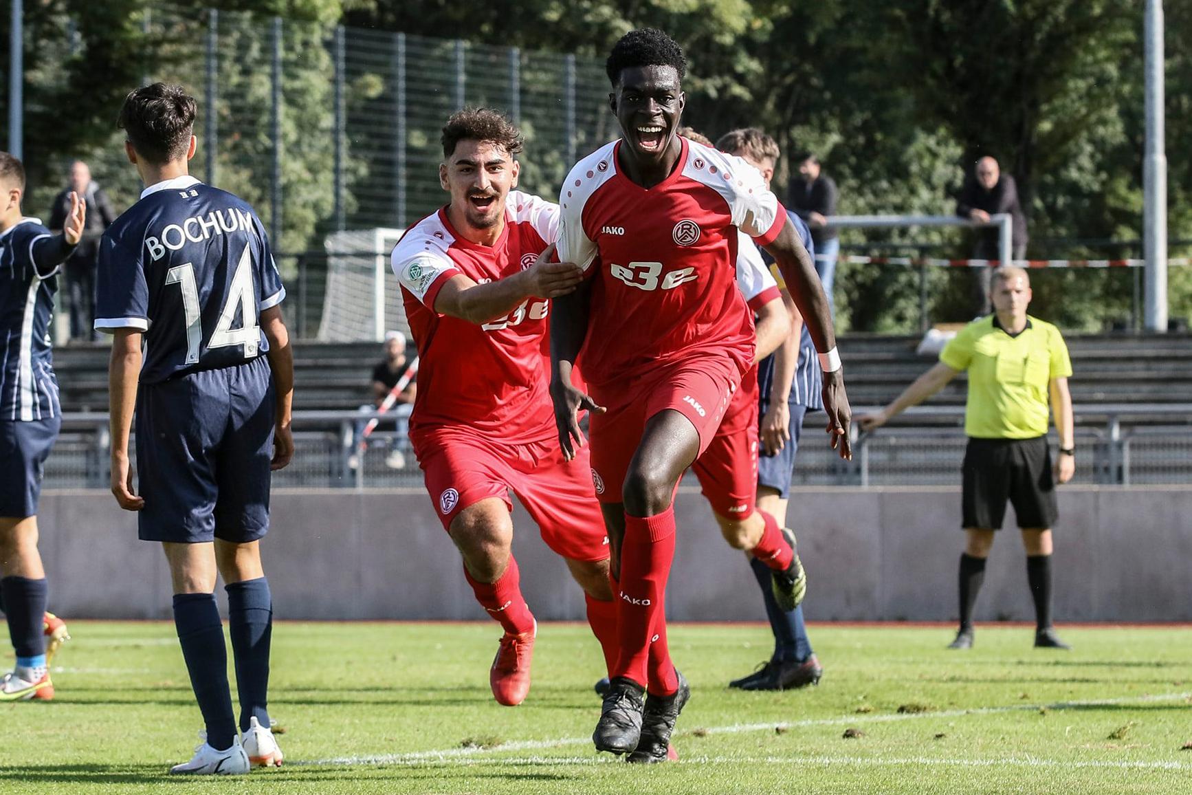 U19-Trio für DFB-Sichtungslehrgang nominiert – Rot-Weiss Essen