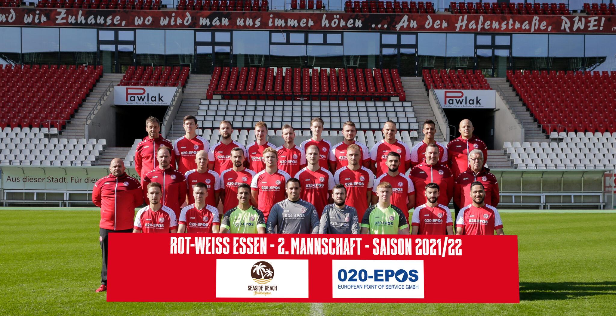 2. Mannschaft – Rot-Weiss Essen