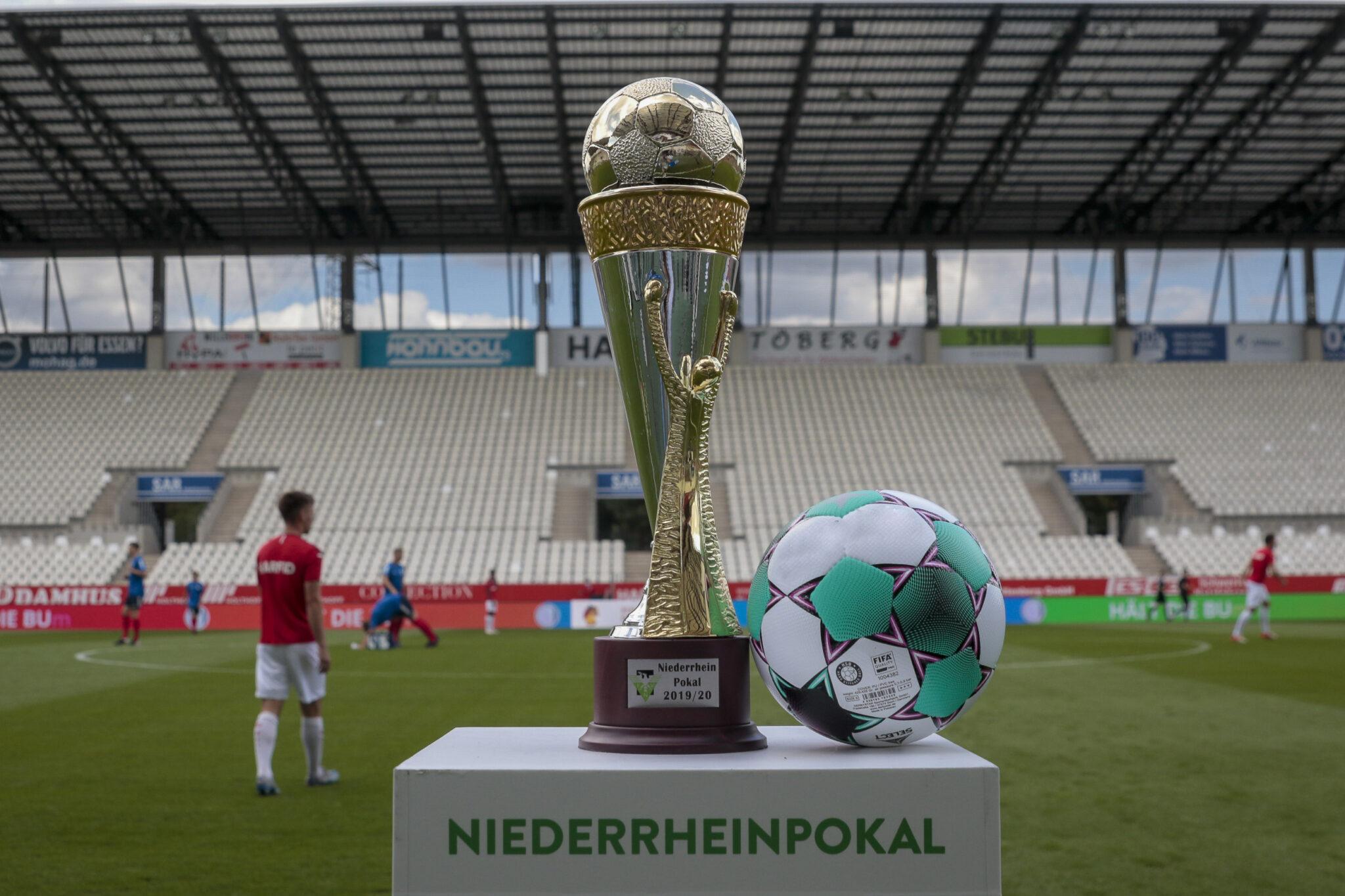 Niederrheinpokal: Erste Runde angesetzt – Rot-Weiss Essen
