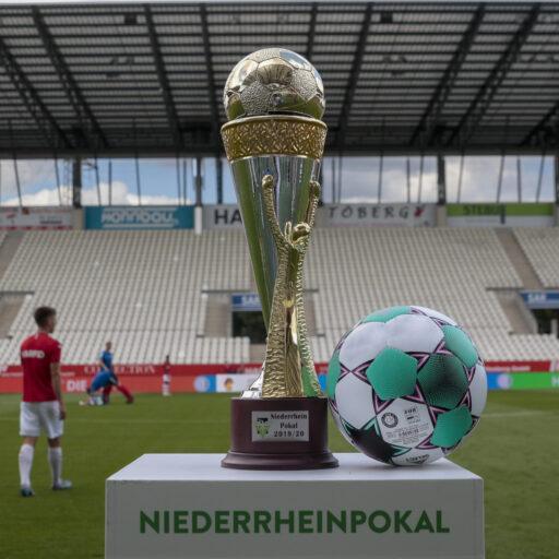 Niederrheinpokal: Erste Runde angesetzt