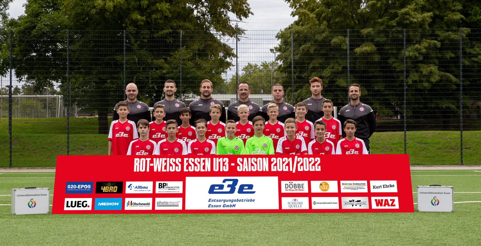 U13 – Rot-Weiss Essen