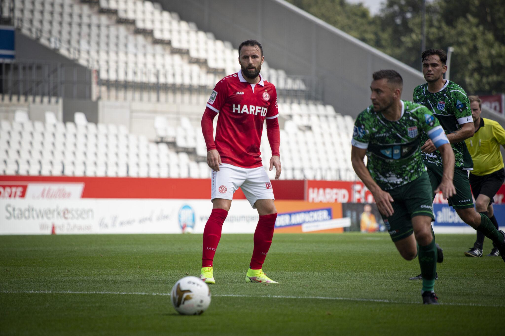 Kurzweiliger Test gegen Zwolle – Rot-Weiss Essen